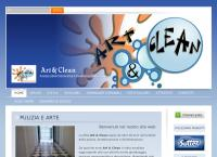 Sito di Art & Clean