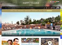 Sito di Happy Village & Camping